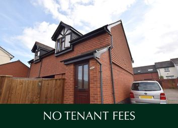 Thumbnail 2 bedroom flat to rent in Canon Way, Alphington, Exeter