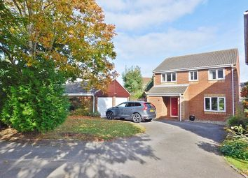 Thumbnail 4 bed detached house for sale in Bullfinch Court, Lee-On-The-Solent