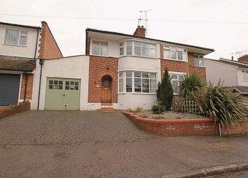Thumbnail 4 bed semi-detached house for sale in Meadow Road, Berkhamsted