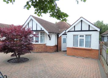 Thumbnail 2 bed bungalow for sale in Phillip Road, Folkestone