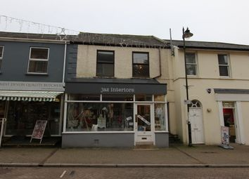 Thumbnail 2 bed maisonette to rent in Fore Street, Ivybridge, South Hams