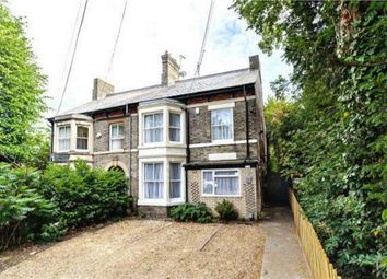 Thumbnail 4 bed semi-detached house for sale in Thorpe Road, Peterborough, Cambridgeshire
