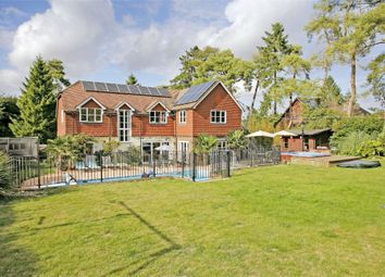 Thumbnail 5 bed detached house to rent in South Drive, Littleton, Winchester, Hampshire
