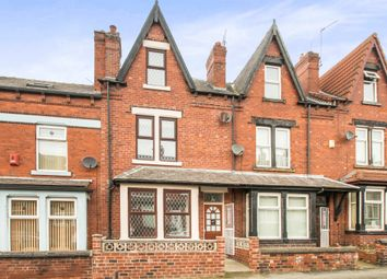 Thumbnail 4 bed terraced house for sale in Sandhurst Grove, Leeds