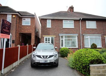 Thumbnail 3 bed semi-detached house for sale in Edgwood Road, Kimberley, Nottingham