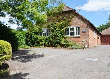7 Hutton Road, Ash Vale GU12. 3 bed detached bungalow
