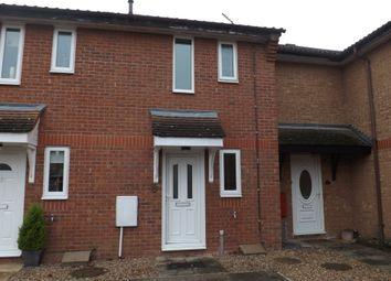 Thumbnail 1 bed terraced house to rent in Columbine Close, Thetford