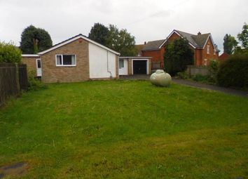 Thumbnail 3 bed bungalow to rent in High Street, Houghton Conquest, Bedford