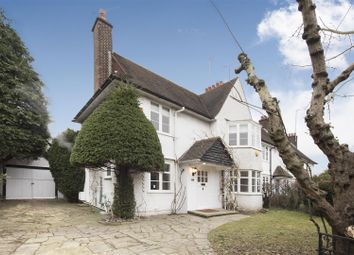 Thumbnail 4 bed cottage to rent in Willifield Way, Hampstead Garden Suburb