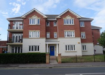 Thumbnail 2 bed flat to rent in Hayling Close, Gosport