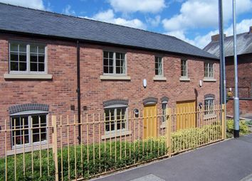 Thumbnail 3 bed town house to rent in Mill Yard, The Flour Mills, Burton-On-Trent