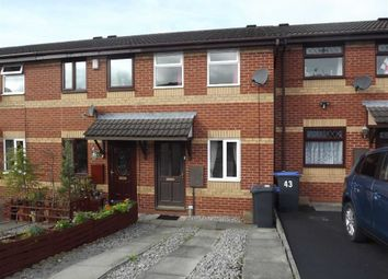 Thumbnail 2 bedroom town house to rent in Springfield Court, Leek, Leek