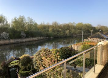 Thumbnail Town house for sale in Skipper Way, Little Paxton, St. Neots