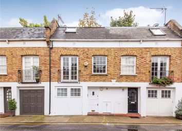 Thumbnail 2 bed mews house to rent in Royal Crescent Mews, Holland Park, London