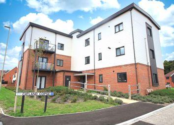 Thumbnail 1 bed flat for sale in Catland Copse, Bursledon, Southampton