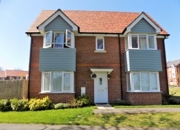 Thumbnail 3 bed semi-detached house for sale in Weavers Close, Eastbourne