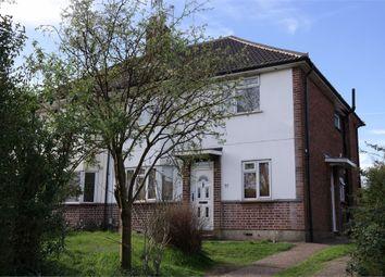 Thumbnail 2 bed maisonette to rent in Beech Road, St Albans, Hertfordshire