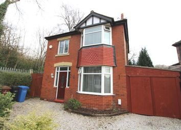 Thumbnail 3 bed detached house for sale in Carrs Avenue, Cheadle, Greater Manchester