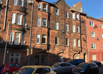 Thumbnail 3 bed flat for sale in Overton Crescent, Johnstone