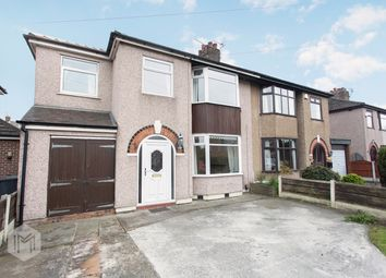 Thumbnail 5 bedroom semi-detached house for sale in Warrington Road, Leigh