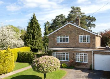 Thumbnail 4 bed detached house for sale in Gables Close, Chalfont St. Peter, Gerrards Cross, Buckinghamshire