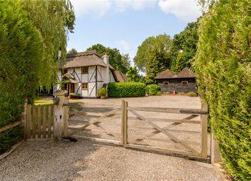 Land for sale in Woodcock Lane, Chobham, Surrey GU24