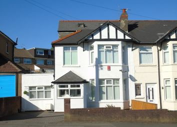 Thumbnail 4 bed semi-detached house for sale in Redlands Road, Penarth