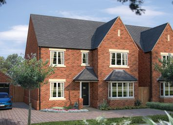 "Thumbnail 5 bed detached house for sale in ""The Wallace"" at Heyford Park, Camp Road, Upper Heyford, Bicester"
