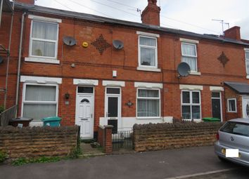 Thumbnail 3 bed terraced house for sale in Logan Street, Bulwell, Nottingham