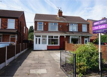 Thumbnail 3 bed semi-detached house for sale in West Common Crescent, Scunthorpe