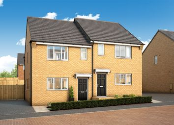 "3 bed property for sale in ""The Hexham"" at South Parkway, Seacroft, Leeds LS14"