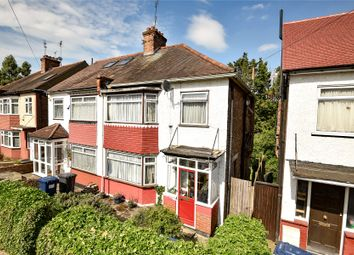 Thumbnail 3 bed semi-detached house for sale in Fernwood Crescent, Whetstone