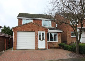 Thumbnail 3 bedroom detached house for sale in Roxton Court, Kimberley, Nottingham