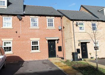 Thumbnail 3 bed town house to rent in Barnsbridge Grove, Barnsley
