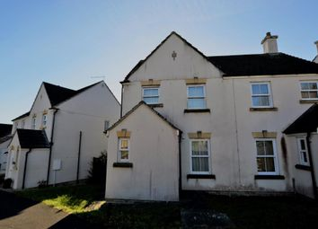 Thumbnail 2 bed semi-detached house for sale in Grassmere Way, Pillmere, Saltash, Cornwall