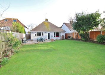 Thumbnail 4 bedroom detached bungalow for sale in Goodwood Road, Offington, Worthing