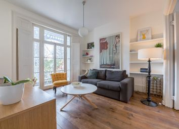 Thumbnail 2 bedroom flat for sale in Gauden Road, London