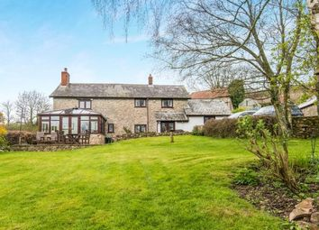 Thumbnail 3 bed detached house for sale in Honiton, Devon