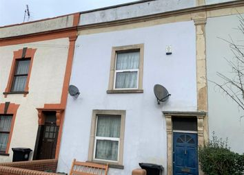 Thumbnail 3 bedroom terraced house for sale in St Nicholas Road, St. Pauls, Bristol