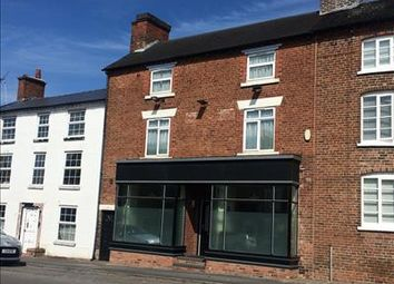 Thumbnail Retail premises for sale in 56 Newcastle Road, Stone, Staffordshire
