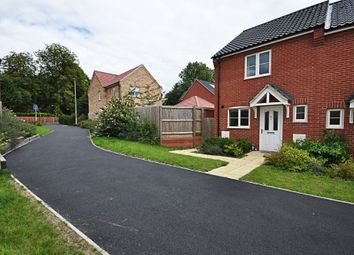 Thumbnail 2 bedroom semi-detached house for sale in Long Meadow Drive, Roydon, Diss