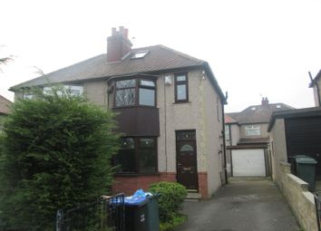 Thumbnail 2 bedroom semi-detached house to rent in Mayo Drive, Bradford