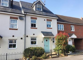 Thumbnail 4 bed semi-detached house for sale in Fletton Link, Hermitage, Thatcham