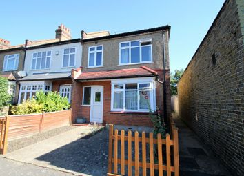 Thumbnail 3 bedroom end terrace house for sale in Ravenscar Road, Tolworth, Surbiton