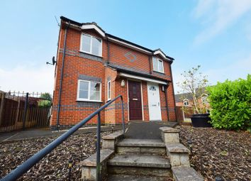 Thumbnail 2 bed semi-detached house to rent in Poolfields Court, Brown Edge, Stoke-On-Trent