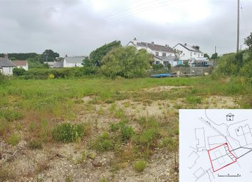 Thumbnail Land for sale in Tregurrian Hill, Tregurrian, Newquay