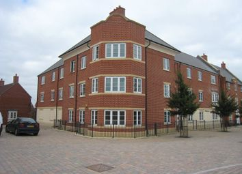 Thumbnail 2 bed flat to rent in Hambrook Court, Amesbury, Wiltshire