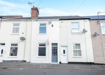 Thumbnail 2 bed terraced house for sale in Portland Street, Clowne, Chesterfield