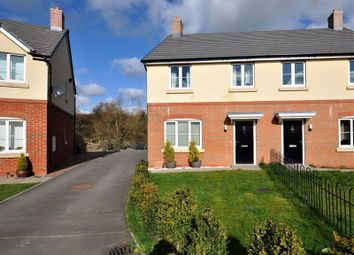 Thumbnail 3 bed property for sale in Field View Close, Holmes Chapel, Crewe