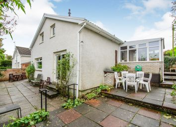 Thumbnail 4 bed link-detached house for sale in Springhill Road, Clarkston, Glasgow